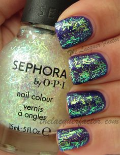 @Sephora by @OPI Nail Hollywood If I Could