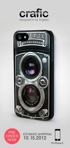 iPhone 5 Case - Vintage Camera