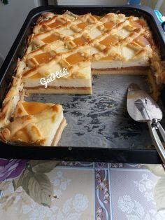 Apple Desserts, Fall Desserts, Cookie Desserts, Hungarian Desserts, Hungarian Recipes, Baking Recipes, Cake Recipes, Kolaci I Torte, Cooking Cake