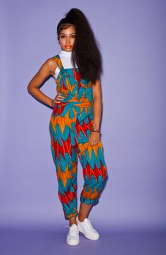African Prints in Fashion: Explosion of Color & Prints: Bombe Surprise