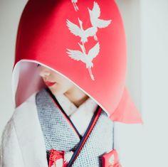 白無垢に合わせる綿帽子の珍しいデザインまとめ | marry[マリー]