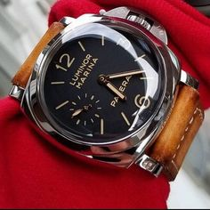 buy mens watches on sale Stylish Watches, Luxury Watches For Men, Cool Watches, Cheap Watches, Casual Watches, Luminor Watches, Panerai Luminor, Swatch, Best Looking Watches