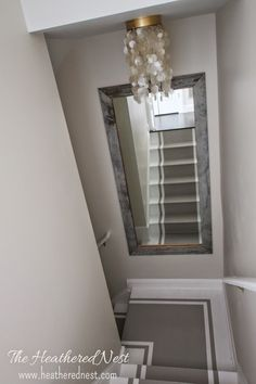 Brightened Up Basement Stairway Reveal Blesser House Stairway Decorating Basement Blesser Brightened House Reveal Stairway Basement Makeover, Basement Renovations, Home Remodeling, Bathroom Remodeling, Basement Ceiling Options, Basement Ideas, Basement Designs, Basement Ceilings, Basement Flooring