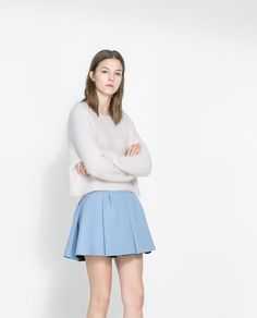 cf2eeee292 Confused What to Wear with a Mini Skirt? Check out Ways to Wear Mini Skirt.  Know the Different Types of Mini Skirts to try this Summer.
