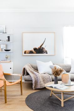 My living room as featured in Adore Magazine. Photography by Nikki To and styling by Alice Stephenson.