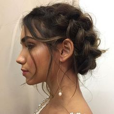 """I love simple and romantic bridal hair 😍 • Hair inspiration by @laurendunnhair • • • • #bridal #bridetobe #hairstylist #bridalhair #hairinspo #weddinghair #weddingday #wedding #mua #beauty #weddinginspiration #weddingmakeup #weddingphotography #weddingshoot #weddingplanner #eventplanner #engagement #romance #romantic #messyhair #styleblogger #business #girlboss"" by @fromkarenwithloveevents. #bride #weddingday #weddingdress #weddingphotography #bridal #weddinginspiration…"