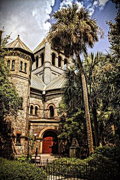 The Circular Congregationalist Church, Charleston SC