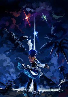 Aqua (Kingdom Hearts) - Kingdom Hearts: Birth by Sleep - Mobile Wallpaper - Zerochan Anime Image Board Kingdom Hearts Fanart, Disney Kingdom Hearts, Final Fantasy, Cool Stuff, The Legend Of Zelda, Cry Anime, Anime Art, Kindom Hearts, Girls Anime