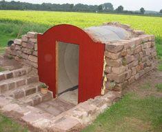 erdkeller kaufen - Google-Suche Underground Shelter, Underground Homes, Earthship, Outdoor Spaces, Outdoor Living, Outdoor Decor, Outdoor Projects, Garden Projects, Root Cellar