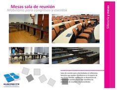 Muebles para hoteles - Salas de reuniones y congresos