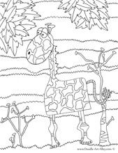 great coloring pages for older kids, lots of categories and they are all printable!