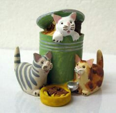 Color Box, Colour, Top Cats, Cute Cats, Scotland, Sweet Home, Pottery, Ornaments, How To Make
