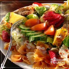 Nossa praça de alimentação é recheada de opções saborosas.  Venha almoçar com a família no Águas Lindas!  http://www.aguaslindasshopping.com.br/alimentacao