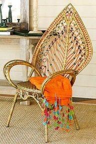 Very nice high back chair