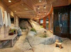 Unique Master Bathroom Design Hotel Home Interior