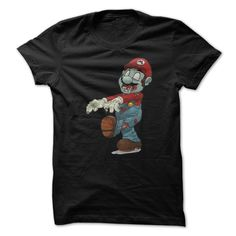 Zombies invade Super Mario World. Check this shirt now: http://www1.sunfrogshirts.com/Zombies-invade-Super-Mario-World.html?53507