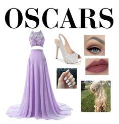 """Oscars"" by bmquiram on Polyvore featuring Lauren Lorraine"