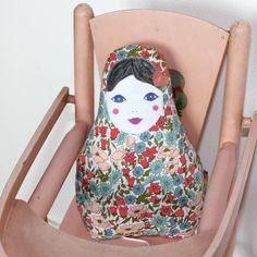 La poupée Matriochka from Barnabe aime le cafe @ editionlimitee.com.sg