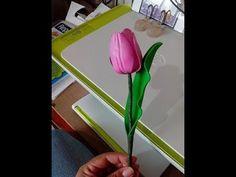 Herthal art's: tulipa de e.v.a