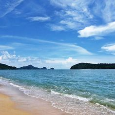 You can never have enough beaches in one lifetime. :) #Langkawi #Malaysia #ttot #travel #beach #trip