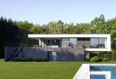 House CO by Schellen Architecten