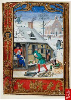 The Golf Book : Janvier (1520)