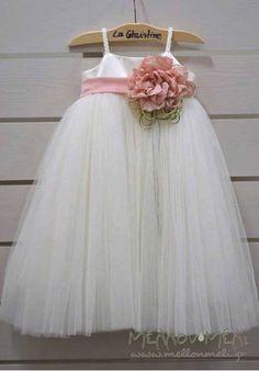 Girls Dresses, Flower Girl Dresses, Tulle, Wedding Dresses, Skirts, Flowers, Vintage, Fashion, Dresses Of Girls