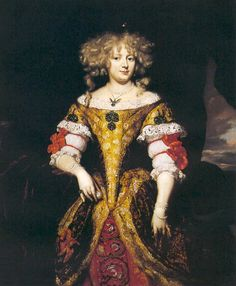 1670s - Countess Monzi Sun by Nicolaes Maes