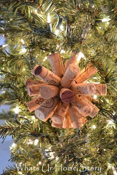 A great way to upcycle old wine corks