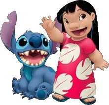 Lilo and stitch disney gifs