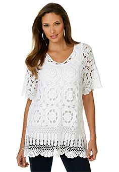 Elegant crochet tunic PATTERN, big size crochet tunic pattern, crochet tunic pattern, detailed instructions in English, crochet tunic charts Elegant crochet tunic PATTERN big size crochet by STYLEcrocheting Plus Size Coats, Plus Size Men, Plus Size Sweaters, Plus Size T Shirts, Sweaters For Women, Plus Size Dresses, Plus Size Outfits, Crochet Tunic Pattern, Crochet Patterns