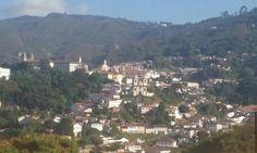 Paisagem da janela - Ouro Preto/MG