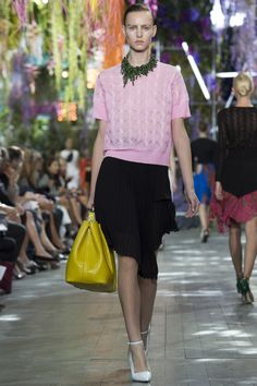 Christian Dior Spring-Summer 2014