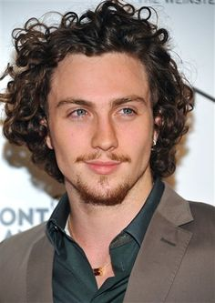 "Aaron Johnson at the ""Nowhere Boy"" New York Premiere in 2010."