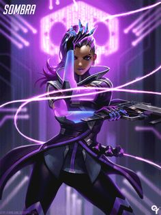 Sombra dynamic by Liang-Xing