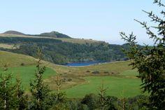 Lac du Guéry en Auvergne - France