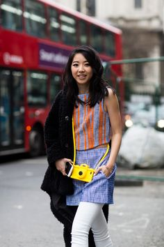 Calling All Anglophiles! Don't Miss These Street Style Snaps from London Fashion Week