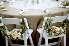 floral flower chair