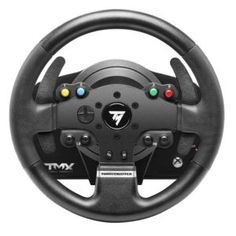 The Thrustmaster TMX Force feedback Racing Wheel is a fantastic entry level wheel that delivers an outstanding racing experience and an affordable price.