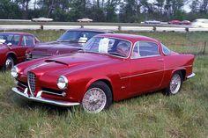 Alfa Romeo 1900 SS coupe Boano