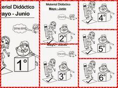 aLeXduv3: Material de Apoyo Mayo y Junio (todos los grado: 1,2,3,4,5 y 6)