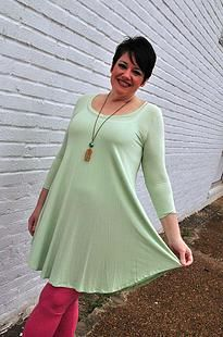 Light weight flowy tunic paisleypeacock | APPAREL