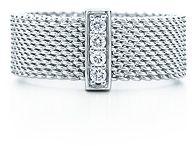 Tiffany Somerset ring! Stunning