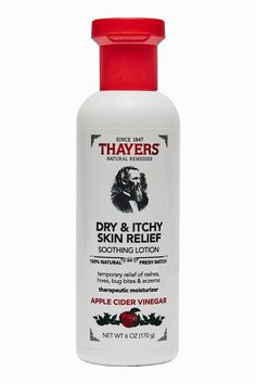 Dry & Itchy Skin Relief Soothing Lotion is for temporary relief of rashes, hives, bug bites, and eczema. This therapeutic moisturizer formula applies smooth Severe Eczema, Eczema Symptoms, Best Cream For Eczema, Slippery Elm Bark, Anti Itch Cream, Skin Firming, Natural Remedies, Moisturizer, Itch Relief