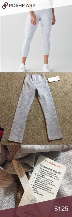 192f9c708 Lululemon High Waisted Luxetreme Full Length Pant
