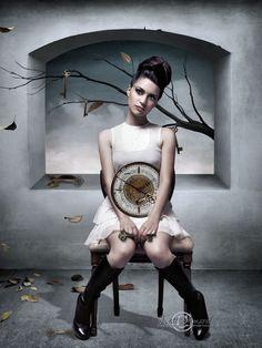 Unlocking Time by DesignbyKatt.deviantart.com on @deviantART