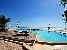 Pongwe Beach Hotel: Infinity pool overlooking the ocean -- http://adventureswithinreach.com/tanzania/zanzibar/lodging-details.php?name=Pongwe-Beach-Hotel