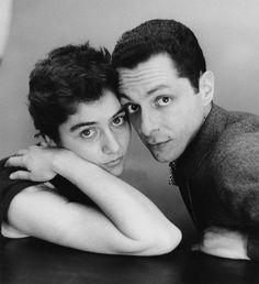Diane Arbus, Self Portrait with husband, Allan Arbus