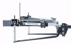 RV Reese Pro Series 49903 Round Bar Weight Distribution Hitch 1000lb w/Sway Cont