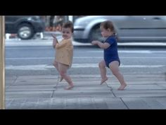 baby / the new evian film - YouTube